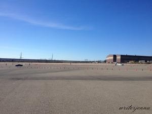 Autocross track