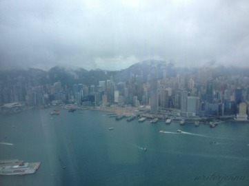 Daytime view of HK