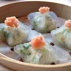 Tin Lung Heen is known for its dinner menu, but the weekend dim sum brunch was amazing!