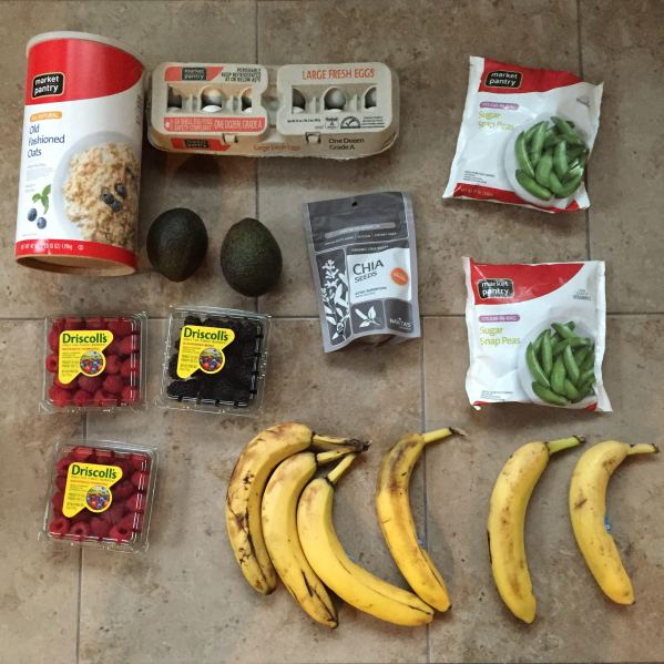 groceries july 3