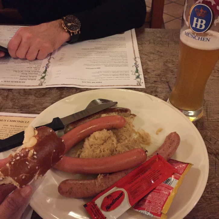 Hofbräuhaus, Munich, Germany