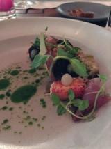 Maine lobster, Madera Restaurant, Menlo Park