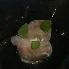 Ceviche coconut, Californios, San Francisco