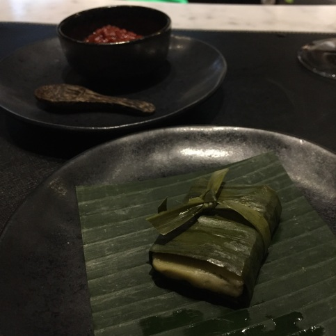 Tamale black bean, Californios, San Francisco